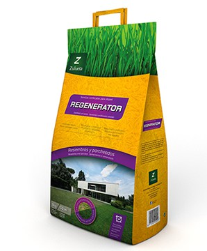 Envase Regenerator saco 5kg semillas Zulueta