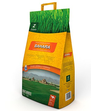 Envase Sahara saco 5kg semillas Zulueta